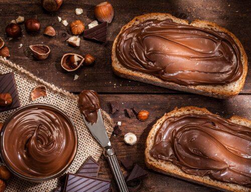 Rezept selbstgemachte Haselnusscreme (Nutella®)